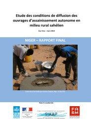 Niger - Agence de l'Eau Seine Normandie
