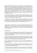 la SONEG, société de patrimoine propriétaire du réseau - Page 6