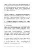 la SONEG, société de patrimoine propriétaire du réseau - Page 7