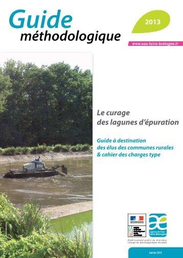 Guide méthodologique - Le curage des lagunes d'épuration