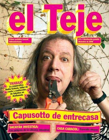 Nro 3 - Centro Cultural Ricardo Rojas - Universidad de Buenos Aires