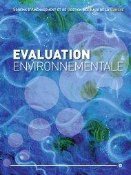 Évaluation environnementale - Le SAGE de la Canche