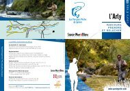 consulter la fiche - Pêche en Savoie