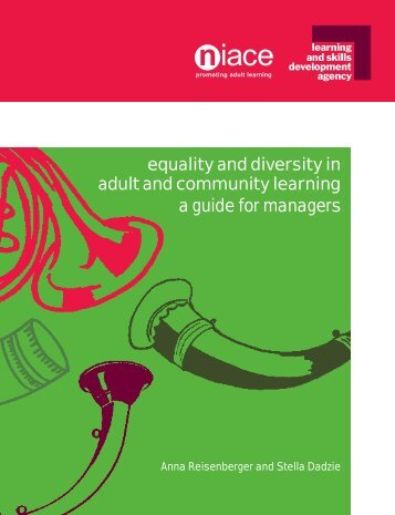 equality and diversity in adult and community learning - Digital ...