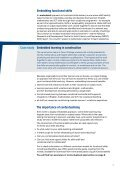 Preparing to co-ordinate and manage functional skills - Excellence ... - Page 7