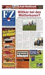 Preis-Knaller - E-Paper - Fränkische Zeitung