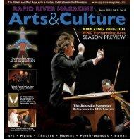 Rapid RiveR aRtS & CULtURe Magazine - Rapid River Magazine