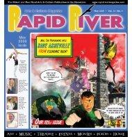 rapid river magazine may 2009