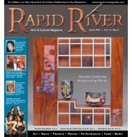 Woodworking Month PAGE 5 • Weaverville Art Safari, April 25 & 26 ...