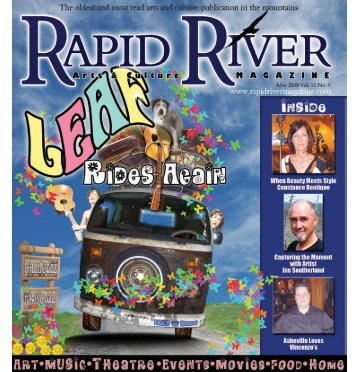 MAY 2008 - Rapid River Magazine