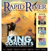 FiNE ART - Rapid River Magazine