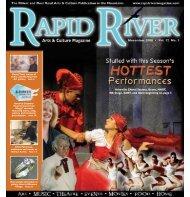 NoVEMBER 2008 - Rapid River Magazine