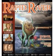 October 2008 Vol. 12 No. 2 - Rapid River Magazine