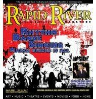 rapid river magazine march 2008