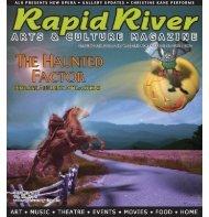 Rapid River Magazine, october 2006