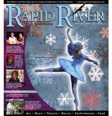 Asheville Ballet presents - Rapid River Magazine