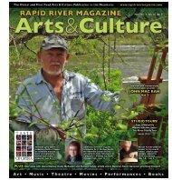 JOHN MAC KAH - Rapid River Magazine
