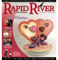 winners of our annual poetry contest - Rapid River Magazine