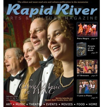 Sneak Preview - Rapid River Magazine