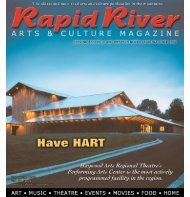 rapid river magazine september 2007