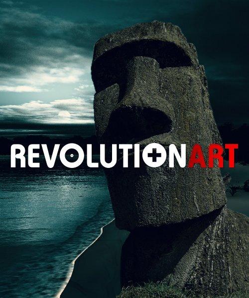 "REVOLUTIONART International Magazine - Issue 48 - ""MYSTERIES OF THE WORLD"""