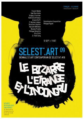 BIENNALE D'.ART CONTEMPORAIN DE SELESTAT #18