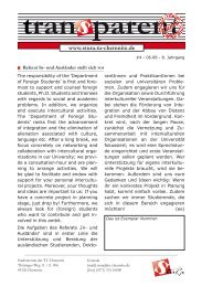 transparent Juni #1 - StuRa