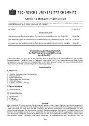 Grundordnung - StuRa