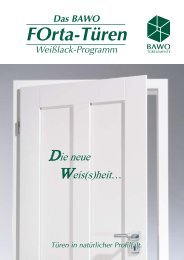 FOrta-Türen