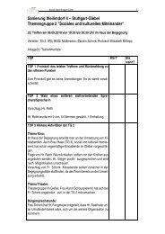 Protokoll des 23. Treffens am 06. September 2010 (PDF)