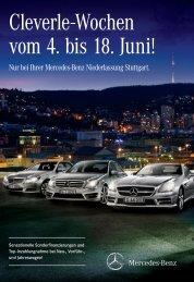 Nur bei Ihrer Mercedes-Benz Niederlassung Stuttgart.