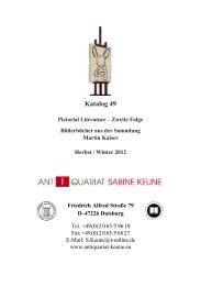 Katalog 49 - Stuttgarter Antiquariatsmesse