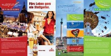 macht Laune - Stuttgarter Frühlingsfest