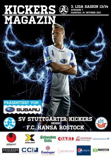 pdf mit 26,9 MB - Stuttgarter Kickers