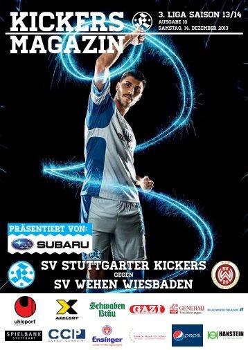 pdf mit 23,8 MB - Stuttgarter Kickers