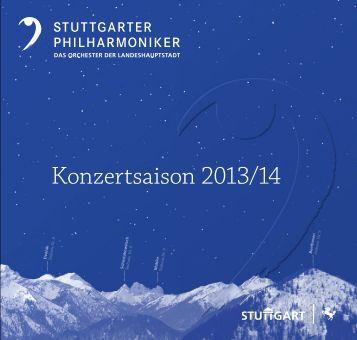 (7,6 MB) zum Herunterladen (pdf) - Stuttgarter Philharmoniker