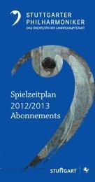 Satzsp. alternativ 105x 200 - Stuttgarter Philharmoniker