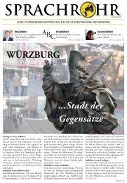 Würzburg - Stadt der Gegensätze - Studierendenvertretung ...