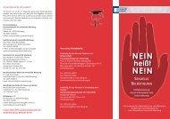 NE!N NEIN - Universität Würzburg