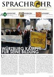Würzburg kämpft für seine Bildung - Studierendenvertretung ...