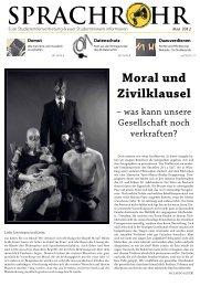 Moral und Zivilklausel - Studierendenvertretung - Universität Würzburg