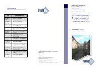Auschwitz - Studierendenvertretung - Universität Würzburg