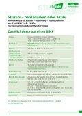Messemappe 2013 - Stuzubi.de - Page 2