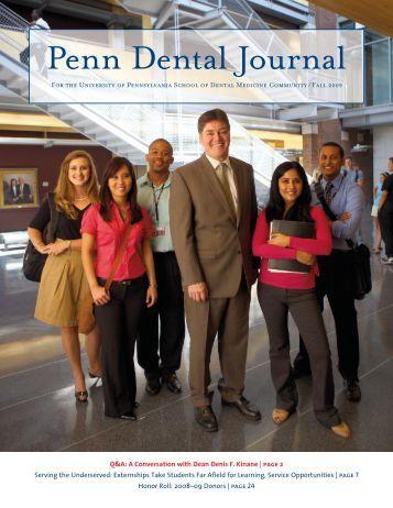 penn dental - University of Pennsylvania School of Dental Medicine