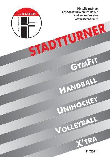 11 November 2011 - STV Baden