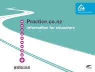 Practice-information-for-educators-FINAL-2014