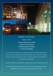 Misean & Amharc - St Vincent's University Hospital