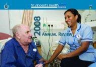 Annual Review - St Vincent's University Hospital
