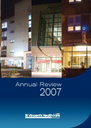 ANNUAL REVIEW master Final3a - St Vincent's University Hospital
