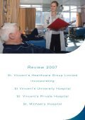ANNUAL REVIEW master Final3a - St Vincent's University Hospital - Page 3
